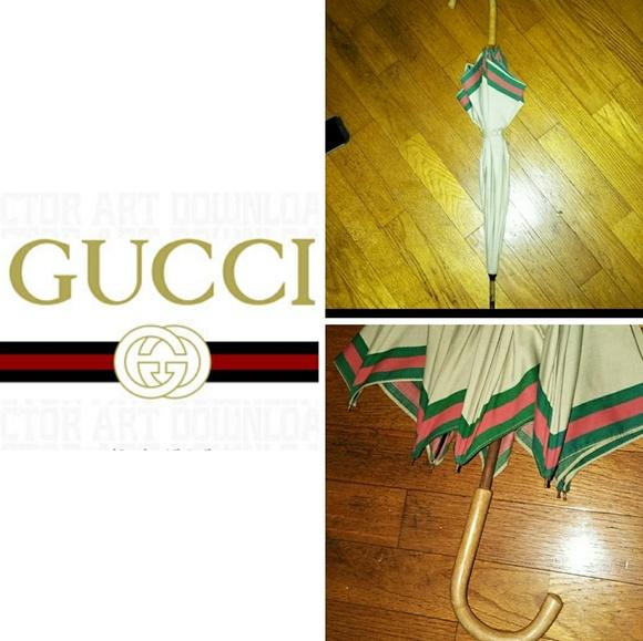 Gucci vintage umbrella💲(FINAL PRICE DROP)💲